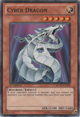 Cyber Dragon - RYMP-EN058 - Common - 1st Edition