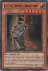 Enishi, Shien's Chancellor - RYMP-EN097 - Common - 1st Edition