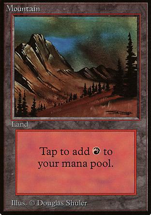 Mountain (Dirt)