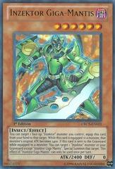 Inzektor Giga-Mantis - ORCS-EN021 - Ultra Rare - Unlimited Edition on Channel Fireball