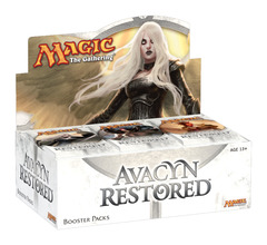 Avacyn Restored Booster Box - English