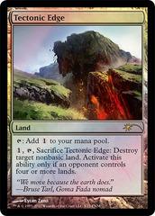 Tectonic Edge (FNM FOIL)
