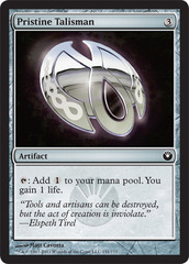 Pristine Talisman - Mirrodin Pure Preview Promo