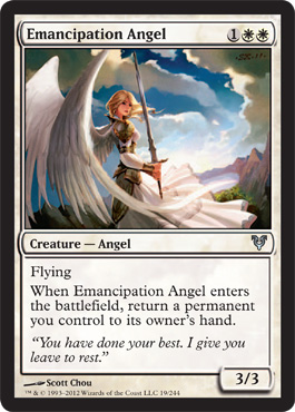 Emancipation Angel - Foil