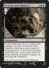 Descent into Madness - Foil