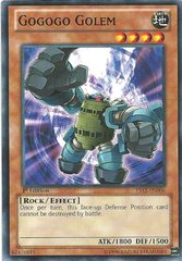 Gogogo Golem - YS12-EN006 - Common - 1st Edition
