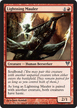 Lightning Mauler