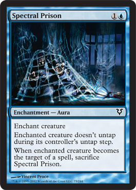 Spectral Prison