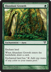 Abundant Growth (AVR)