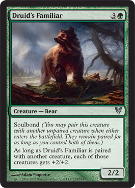 Druids Familiar