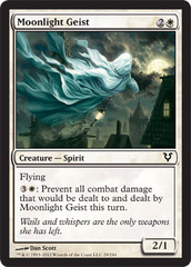 Moonlight Geist - Foil