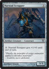 Narstad Scrapper - Foil on Channel Fireball