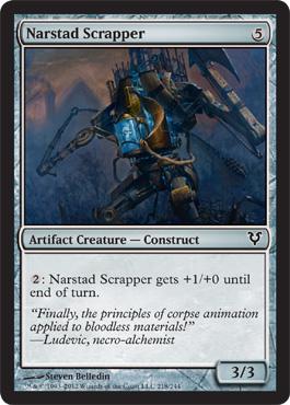 Narstad Scrapper - Foil