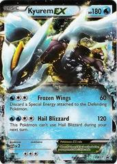Kyurem EX - Spring 2012 Collectors Tin Promo