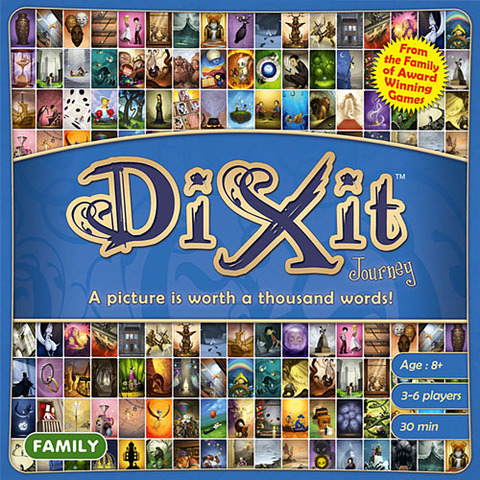Dixit: Journey