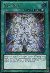 Xyz Unit - GAOV-EN062 - Ultimate Rare - 1st Edition