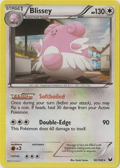 Blissey - 82/108 - Holo Rare on Channel Fireball