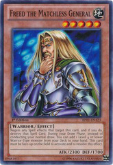 Freed the Matchless General - BP01-EN123 - Common - 1st Edition