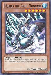 Mobius the Frost Monarch - BP01-EN009 - Starfoil Rare - 1st Edition
