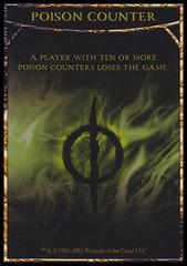 Poison Counter Token (6)
