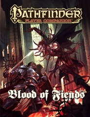 Pathfinder Player Companion: Blood of Fiends [OOP]