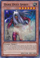 Dark Dust Spirit - BP01-EN005 - Rare - 1st Edition