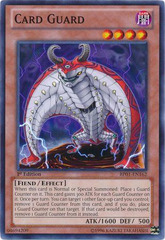 Card Guard - BP01-EN162 - Common - 1st Edition