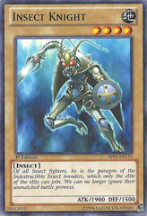 Insect Knight - BP01-EN115 - Starfoil Rare - 1st Edition