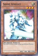 Shine Knight - BP01-EN217 - Starfoil Rare - 1st Edition