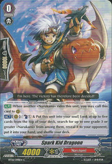 Spark Kid Dragoon - BT06/098EN - C