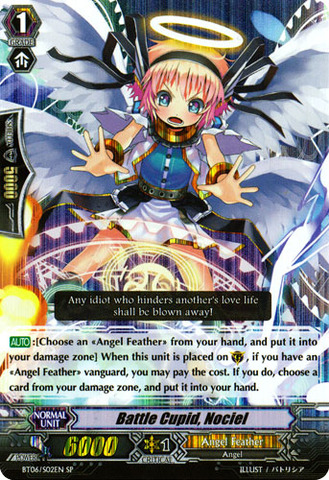 Battle Cupid, Nociel - BT06/S02EN - SP