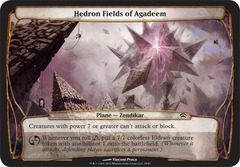 Oversized - Hedron Fields of Agadeem