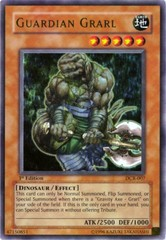 Guardian Grarl - DCR-007 - Ultra Rare - 1st Edition