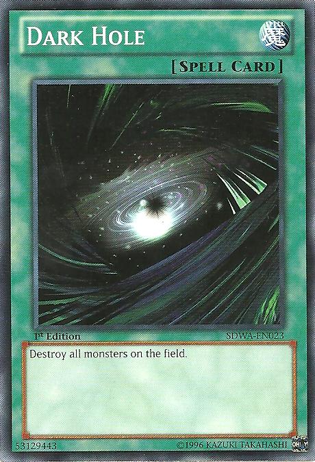 Dark Hole - SDWA-EN023 - Common - 1st Edition