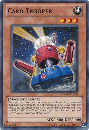Card Trooper - RYMP-EN006 - Common - Unlimited Edition