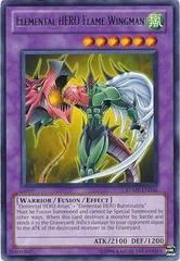 Elemental HERO Flame Wingman - RYMP-EN016 - Rare - Unlimited Edition