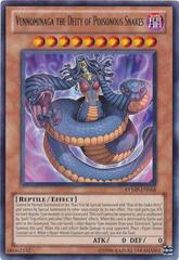 Vennominaga the Deity of Poisonous Snakes - RYMP-EN068 - Rare - Unlimited Edition