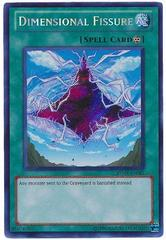 Dimensional Fissure - RYMP-EN081 - Secret Rare - Unlimited Edition