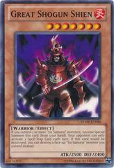 Great Shogun Shien - RYMP-EN094 - Common - Unlimited Edition