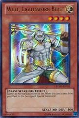 Wulf, Lightsworn Beast - RYMP-EN103 - Ultra Rare - Unlimited Edition