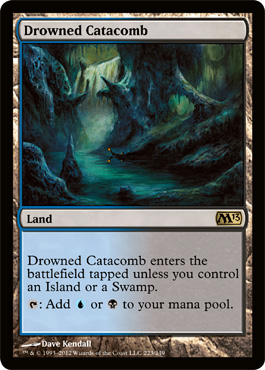 Drowned Catacomb - Foil