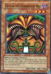 Exodia the Forbidden One - DLG1-EN022 - Ultra Rare - Unlimited Edition