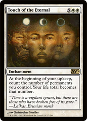 Touch of the Eternal - Foil