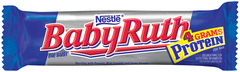 Baby Ruth Candy Bar Countgood 24ct