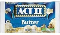 ACT 2 Butter Singles 36ct