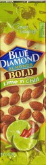 Blue Diamond Almonds Lime & Chili 1.5oz 12ct