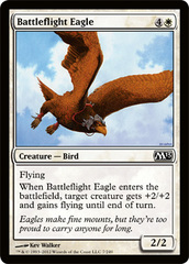 Battleflight Eagle on Channel Fireball