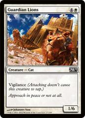 Guardian Lions - Foil