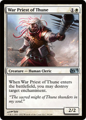 War Priest of Thune - Foil