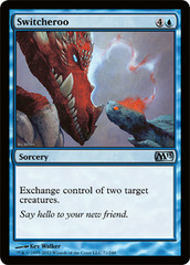 Switcheroo - Foil